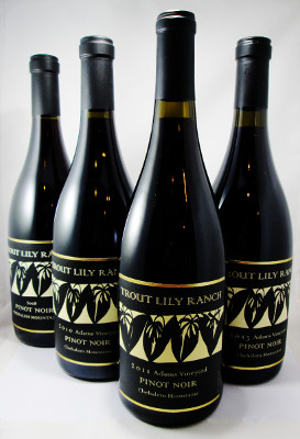 Trout Lily Ranch Pinot Noir sampler_THUMBNAIL