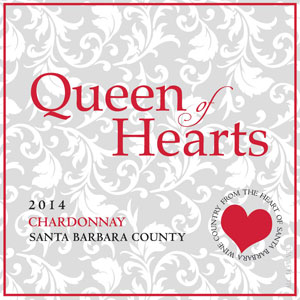 Queen of Hearts 2014 Chardonnay