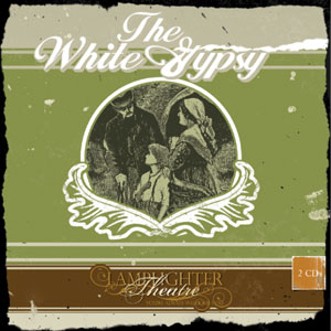 CD - White Gypsy, The - Dramatic Audio