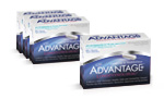 3 MICRONIZED ADVANTAGE®  plus 1 FREE (4) - Lot #PK836