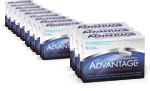 9 MICRONIZED ADVANTAGE®  plus 3 FREE (12) - Lot #RA041- Signature Required Unless Waived