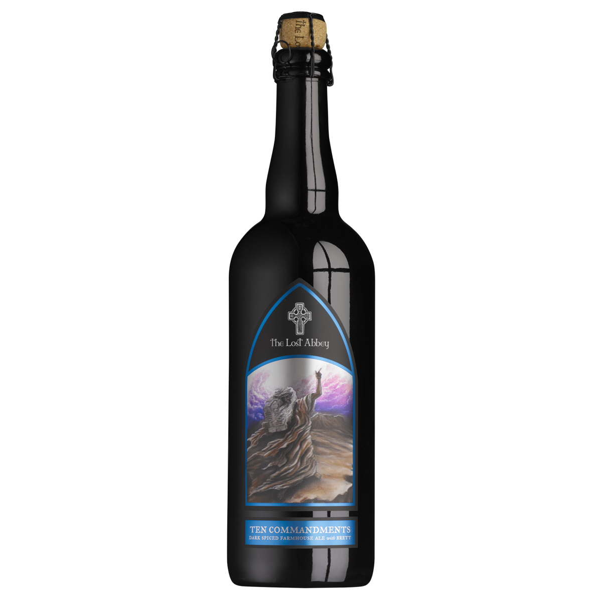 10 Commandments - 750ml bottle THUMBNAIL