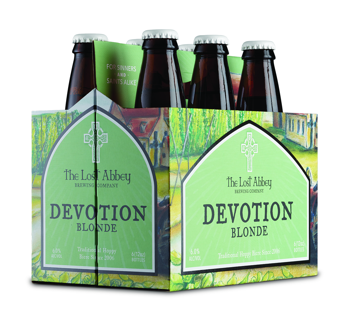 Devotion Ale - Six Pack MAIN