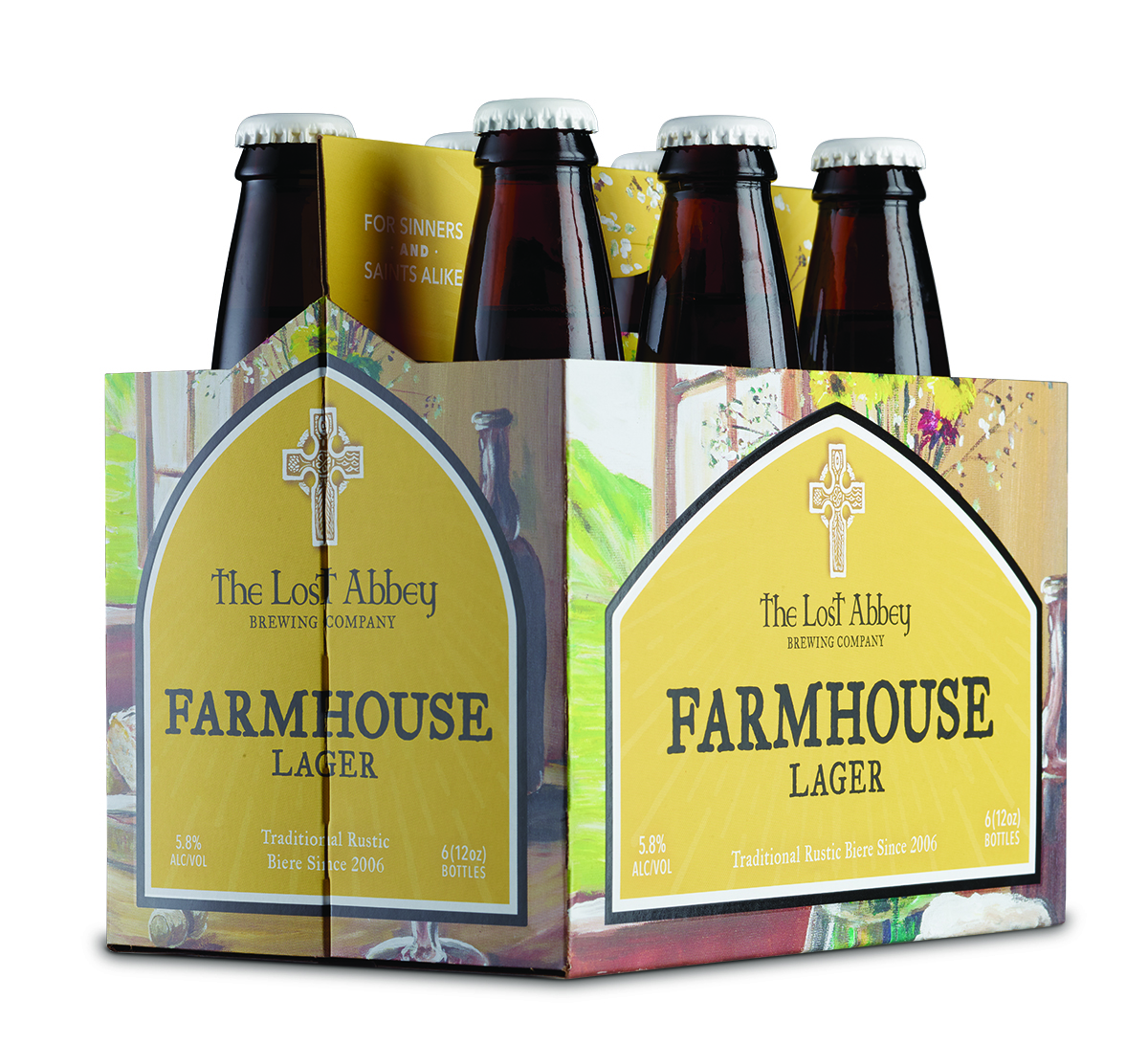 Farmhouse Lager - Six Pack MAIN