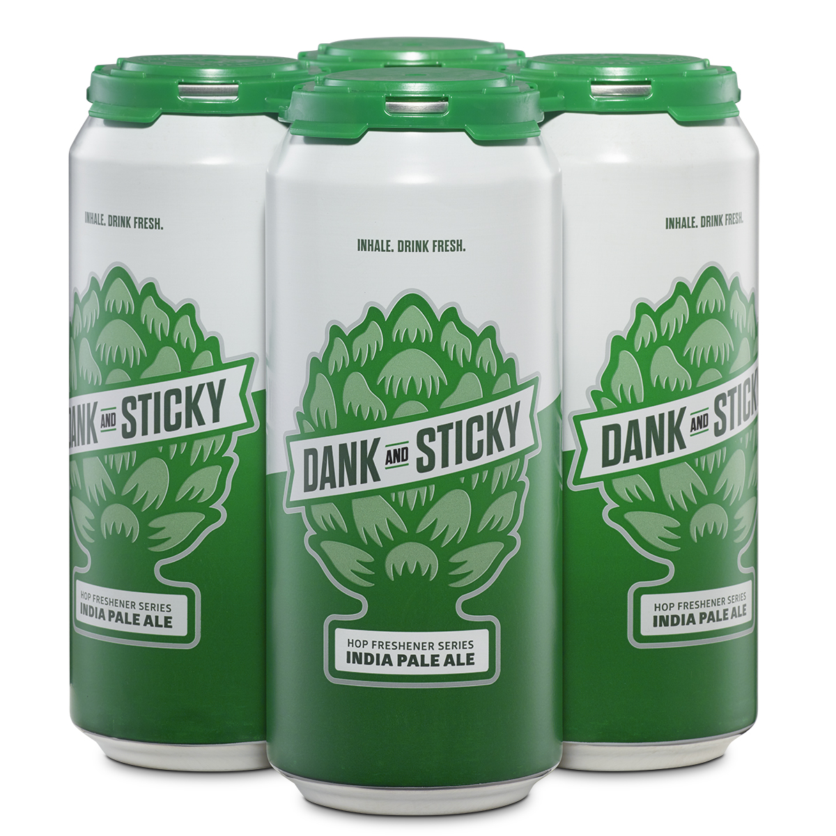 Dank and Sticky IPA - Four-Pack MAIN