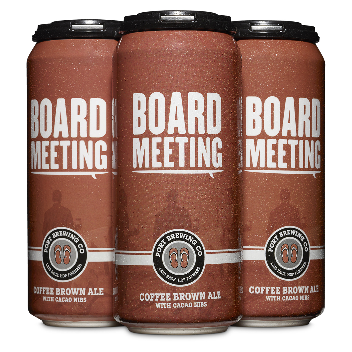 Board Meeting Brown Ale - Four- Pack THUMBNAIL