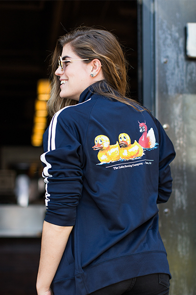 Duck Duck Track Jacket Mini-Thumbnail