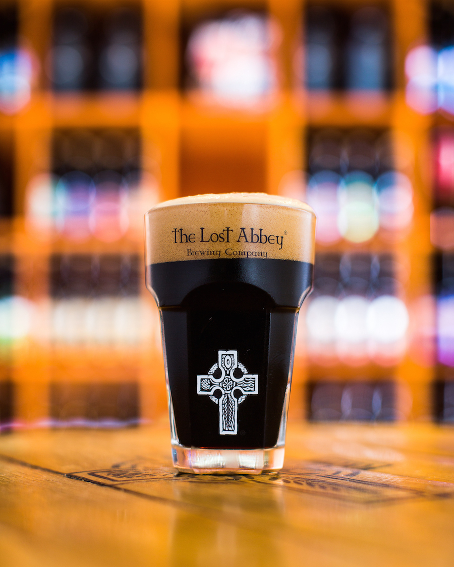 The Lost Abbey Rastal San Marco Glass_SWATCH