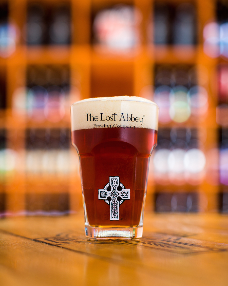 The Lost Abbey Rastal San Marco Glass SWATCH
