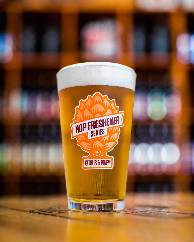 The Hop Concept Hop Freshener Series Citrus & Piney Pint Glass