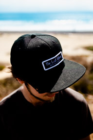 Lost Abbey Hat- Black THUMBNAIL