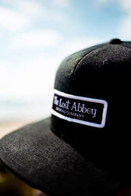 Lost Abbey Hat- Black SWATCH