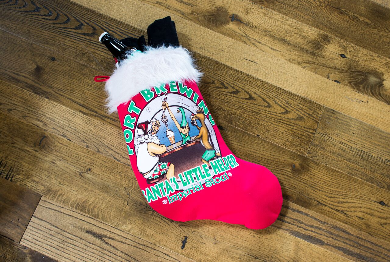 Port Brewing Christmas Stockings