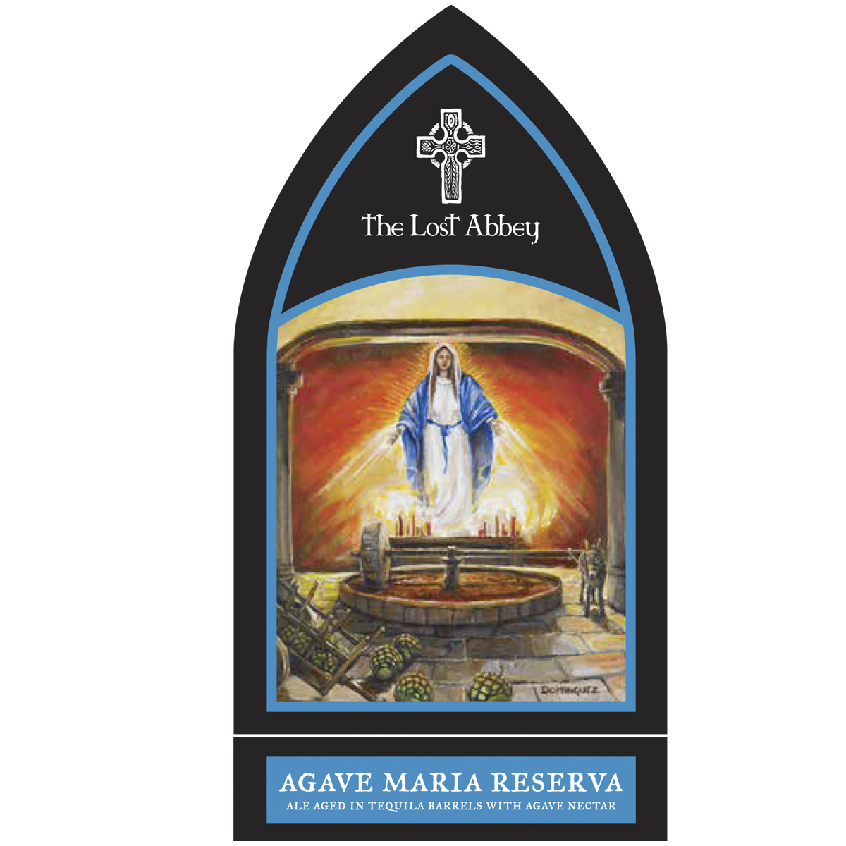 Agave Maria Reserva- 750ml Bottle MAIN