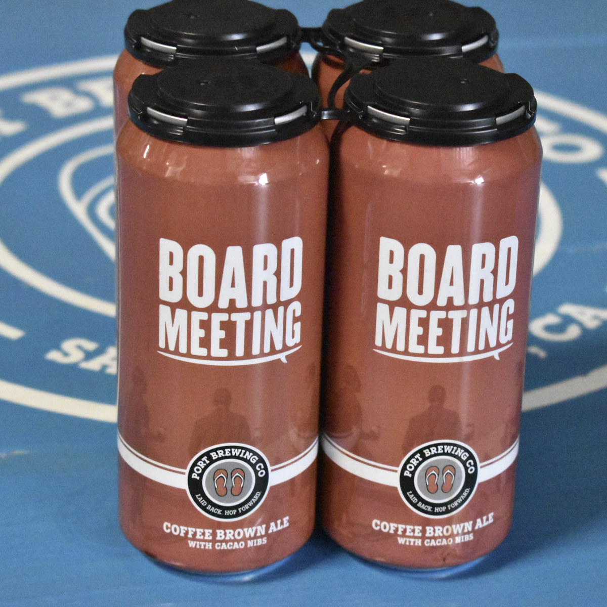 Board Meeting Brown Ale - Four- Pack MAIN