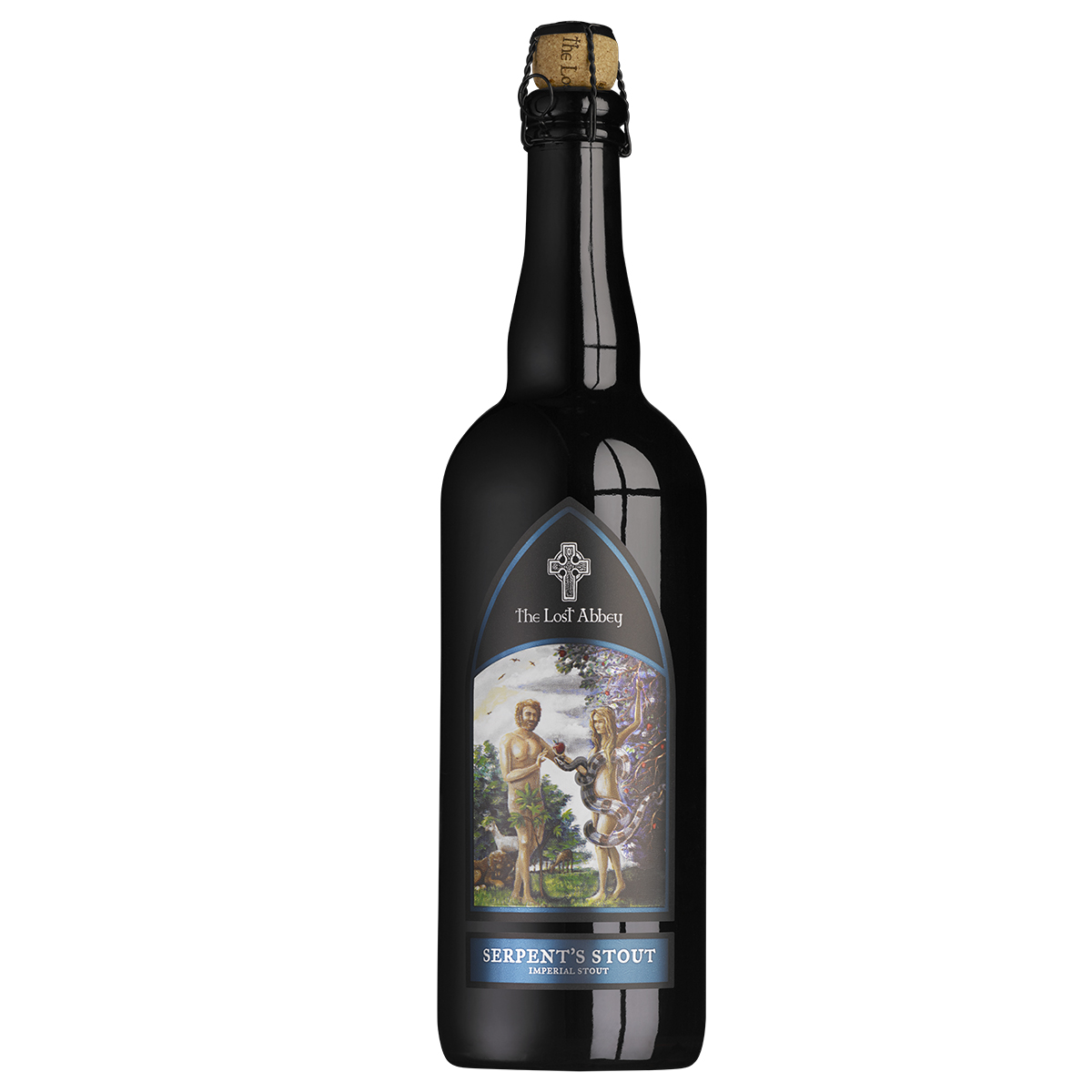 Serpent's Stout - 750ml bottle MAIN