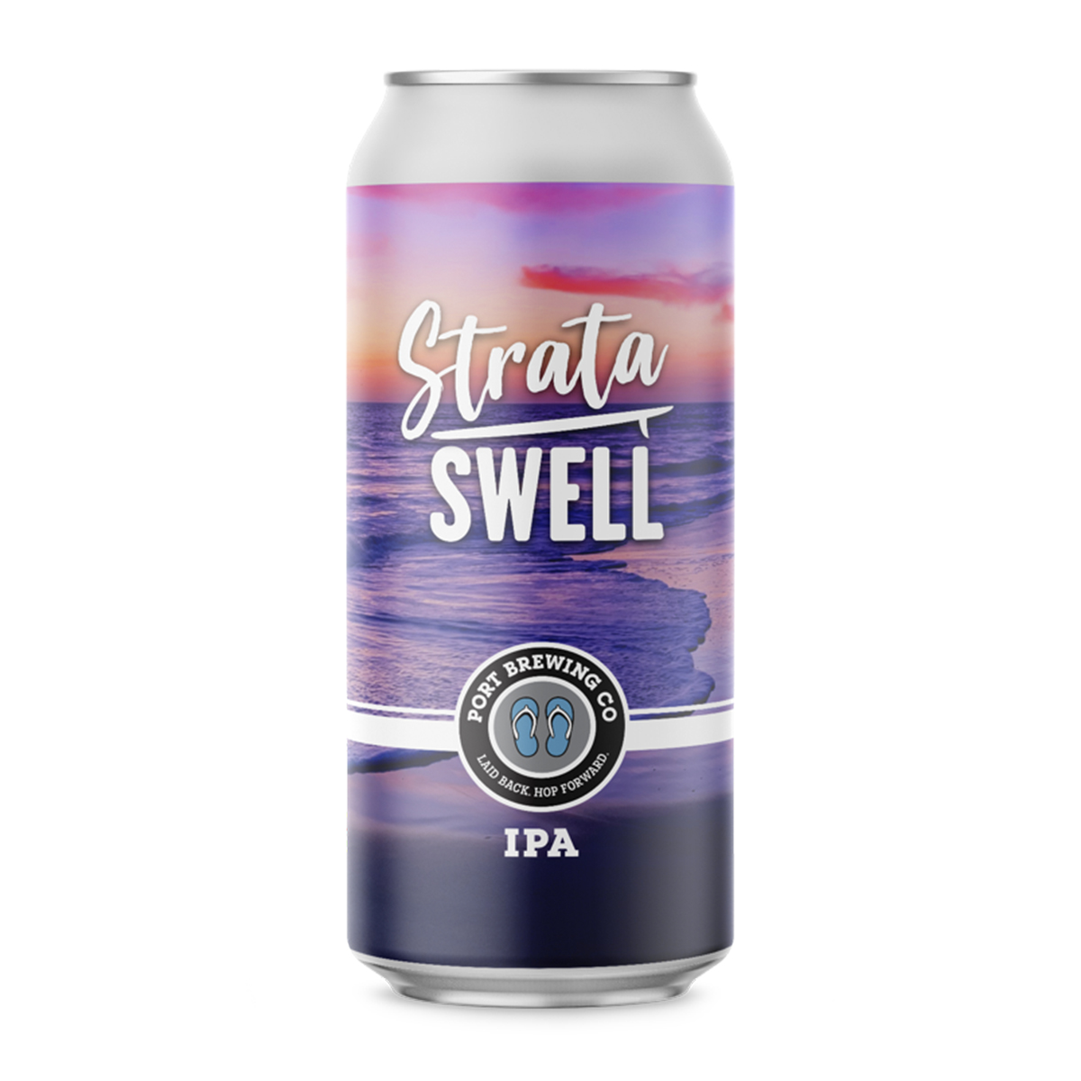 Strata Swell IPA - Four-Pack (Shipping 3/31) THUMBNAIL