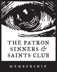 Waiting List for Patron Sinners & Saints Club