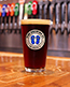 Port Brewing Logo 16oz Pint Glass Mini-Thumbnail