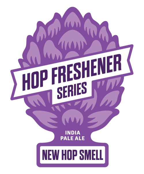 New Hop Smell Sticker