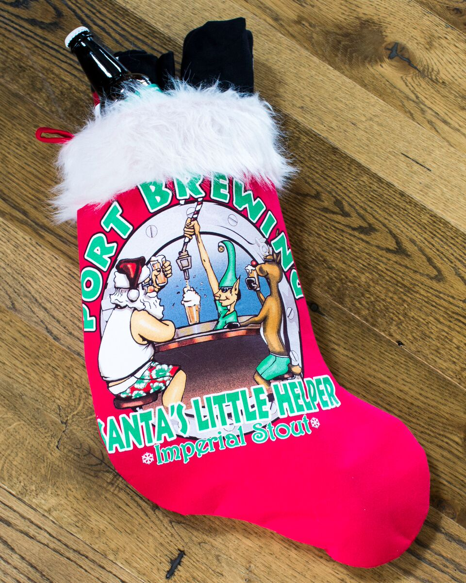 Port Brewing Christmas Stockings Mini-Thumbnail