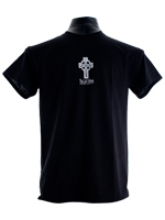 The Lost Abbey Sinners & Saints T-Shirt - Black Mini-Thumbnail