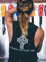 The Lost Abbey Sinners & Saints Marbled Muscle Tank Mini-Thumbnail