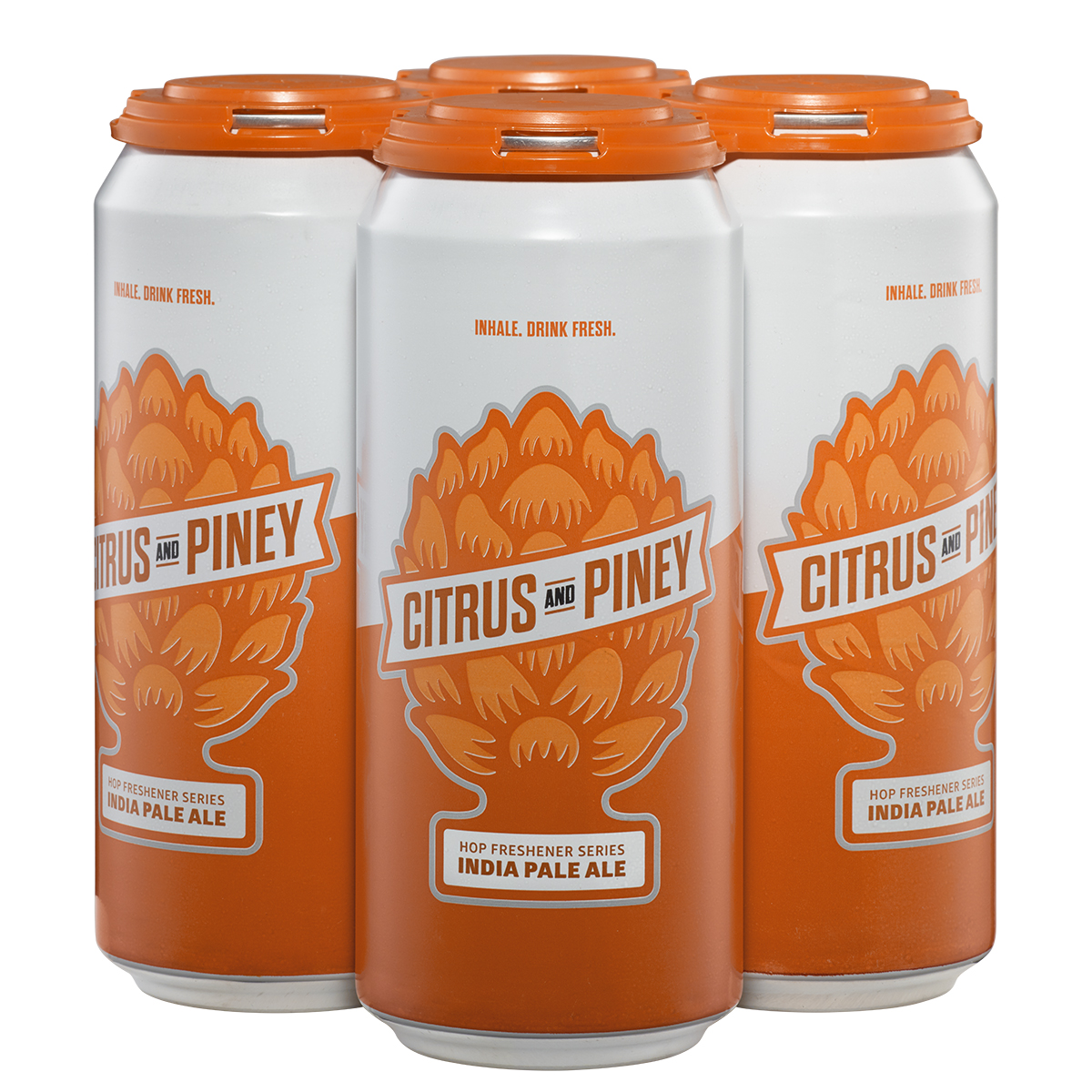 Citrus and Piney IPA - Four-Pack MAIN