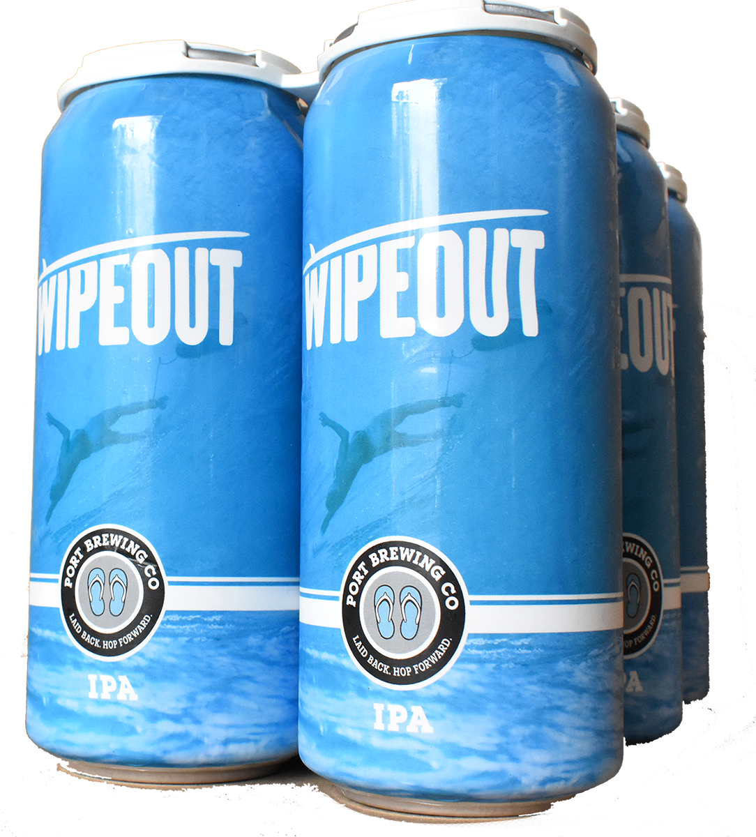 Wipeout IPA - Six Pack MAIN