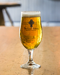 Lost Abbey Sinners & Saints Tulip Glass
