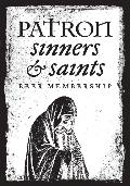2020 Patron Sinners and Saints Club THUMBNAIL