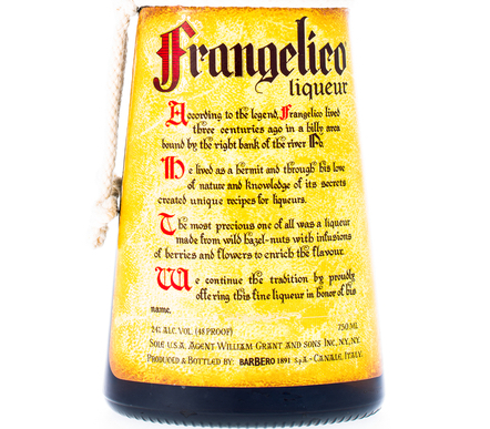 Frangelica Flavored Coffee