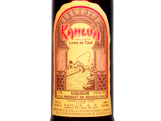 Kahlua Caramel Cream Flavored Coffee