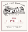 Olive Hill Burge Family Coffee Blend