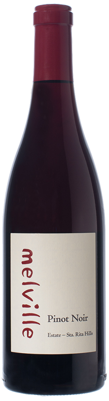 2015 Estate Pinot Noir - Sta. Rita Hills - 93 Points