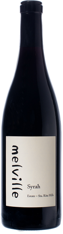 2016 Estate Syrah - Sta. Rita Hills - 96 Points