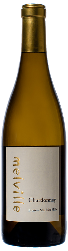 2015 Estate Chardonnay - Sta. Rita Hills - 92 Points