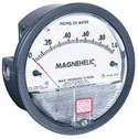 Magnehelic: cm Water Column (w.c.) - Zero Center