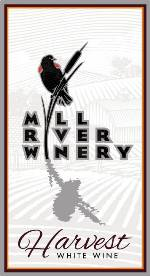 Mill River Winery's Harvest White