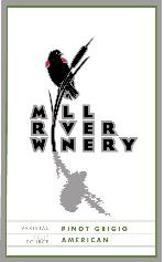 Mill River Winery Pinot Grigio