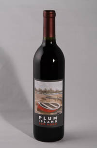 Mill River Winery's Plum Island Red Dory
