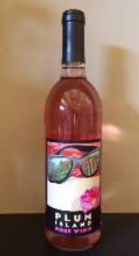 Mill River Winery's Plum Island Rose