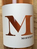 2015 Moffett Rose of Pinot Noir, Willamette Valley