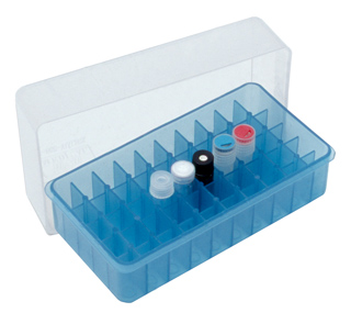 50 Place Microtube Storage Box