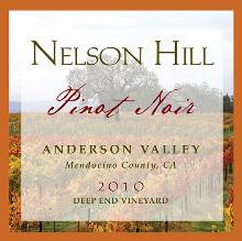 2010 Anderson Valley Pinot Noir