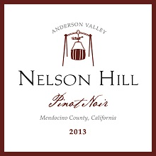 2013 Anderson Valley Pinot Noir