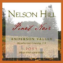 2011 Anderson Valley Pinot Noir