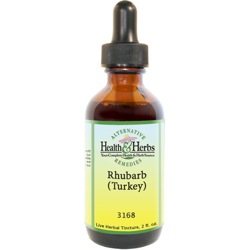 Rhubarb, aka Turkey Rhubarb|Tinctures-Liquid Herbal Extracts & Benefits