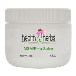 Soothing Emu Salve for Joint & Muscle Aches & Pains