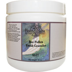 Bee Polle n Granules, Fresh|Herbal Supplements & Benefits LARGE